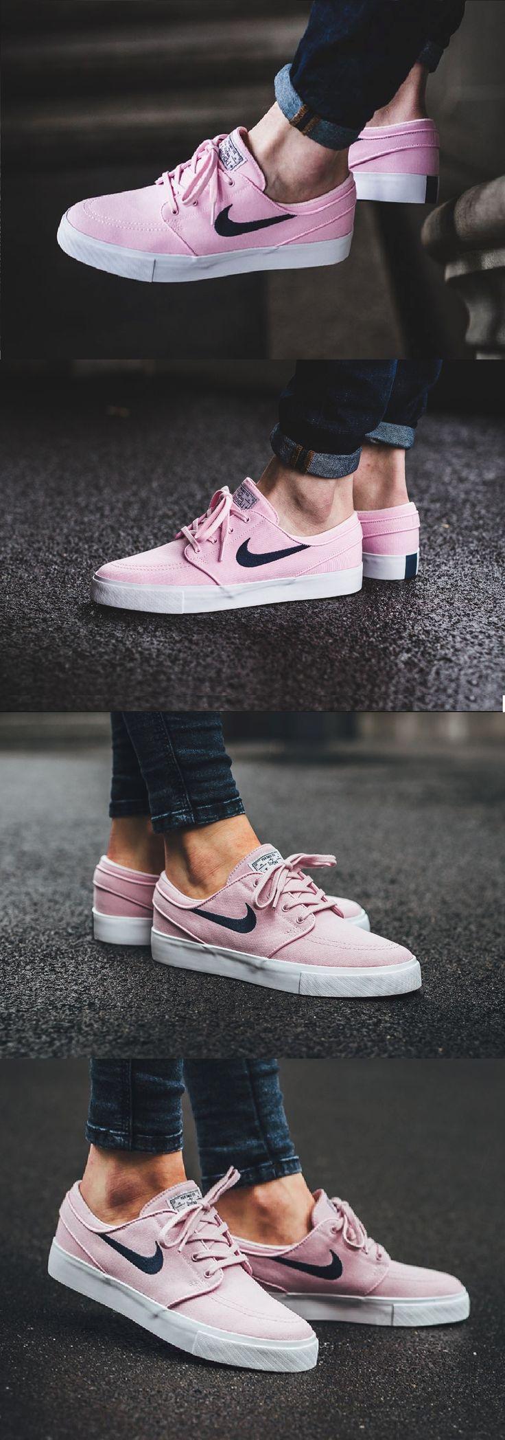 #Nike #SB #Janoski #Prism #Pink