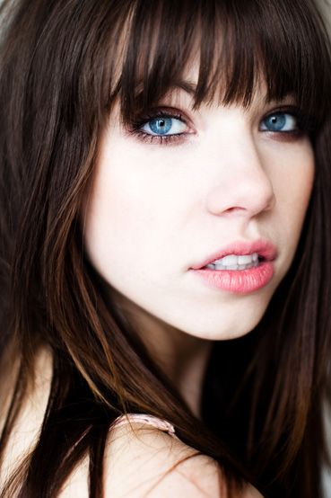 "Carly Rae Jepsen- love her songs ""This Kiss"", ""Good Time"" with Owl City, and ""Call Me Maybe."" :)"