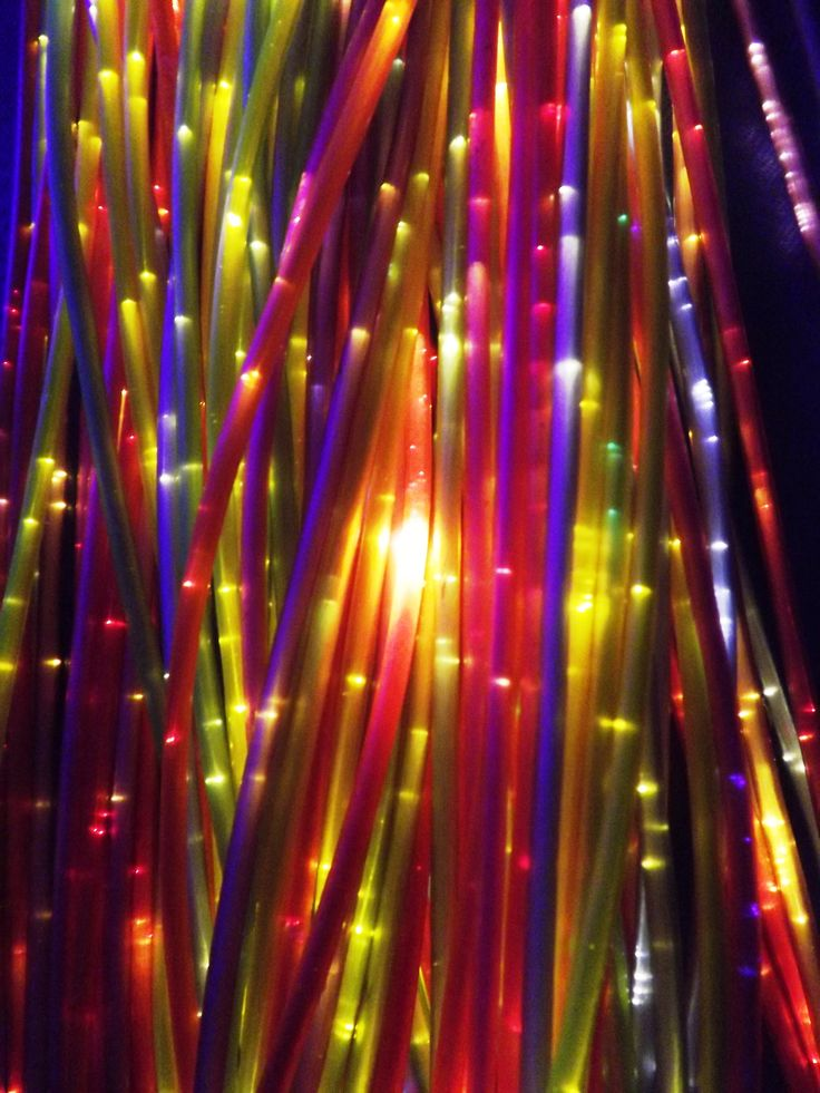 UV Fibre Optic Strands