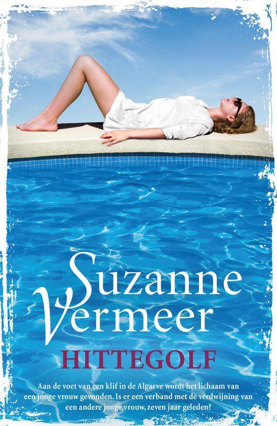 33/53-20160508 Hittegolf; weer een heerlijk boek van Suzanne Vermeer wat zorgt voor veel leesplezier in de zon. Niet echt spannend, een beetje voorspelbaar, maar toch een boek wat makkelijk weg leest.