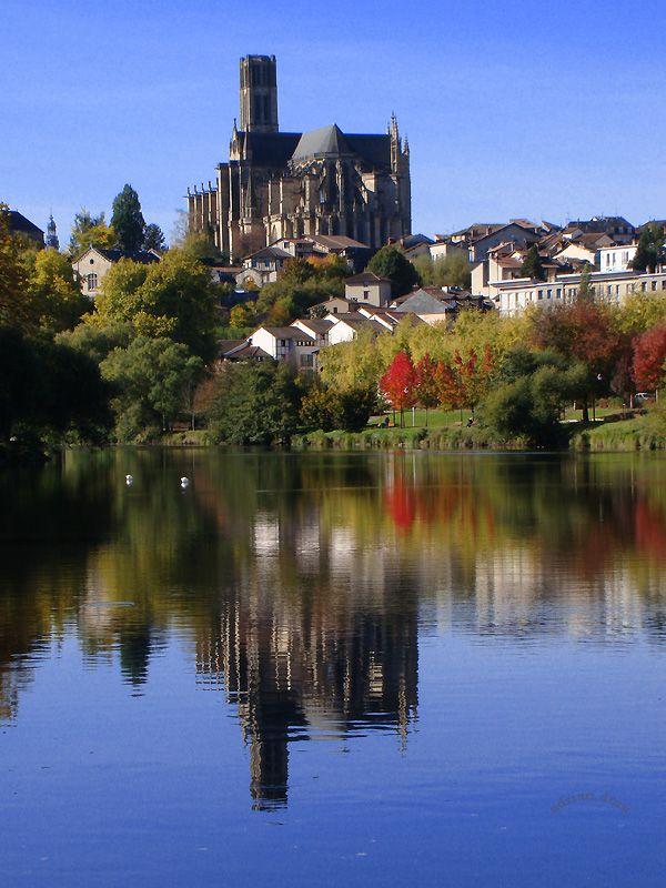 Cathédrale Saint-Étienne, Limoges, France #YesYouAre #Limousin