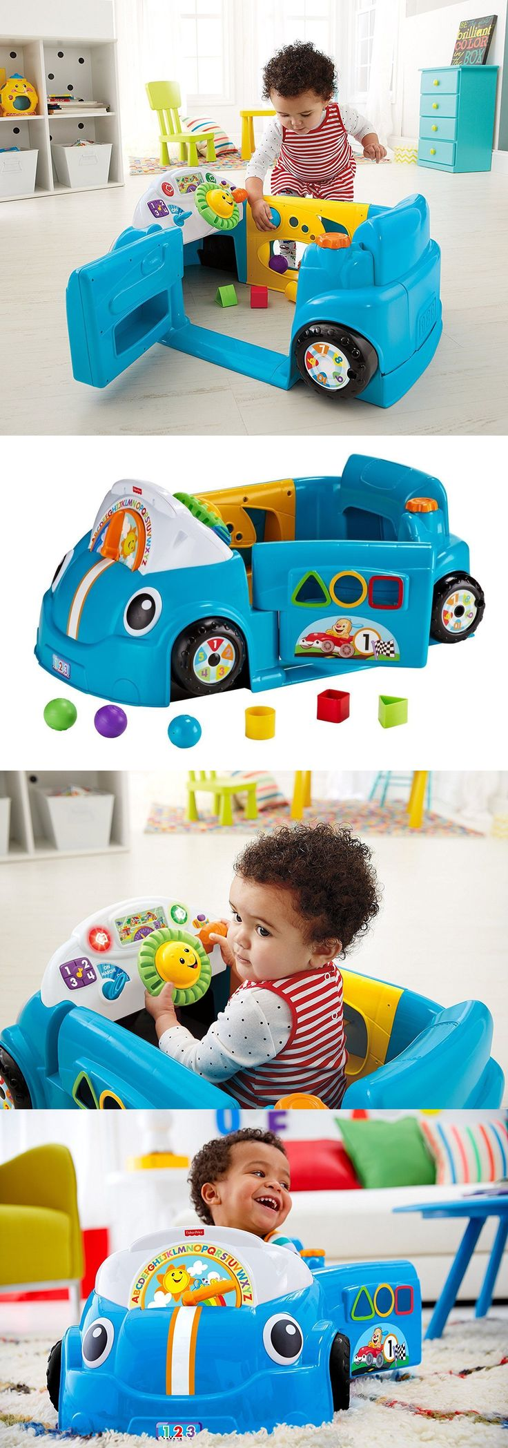 Baby: Educational Toys For 1 Year Old And Up Top Toddler Toys Car Boys Girls Learning BUY IT NOW ONLY: $79.99