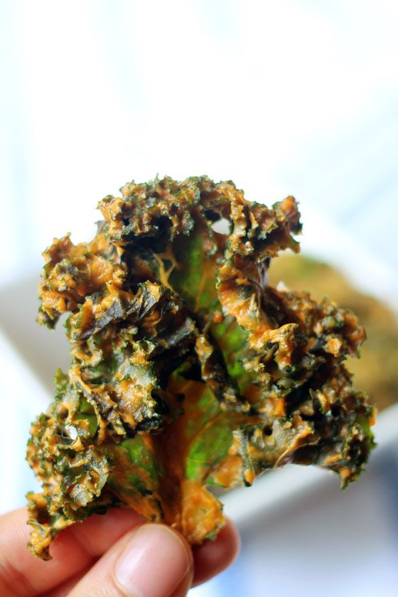 Best Ever Kale Chips Recipe – Cheesy Kale Chips    My obsession with kale chips is serious. When I travelled to...
