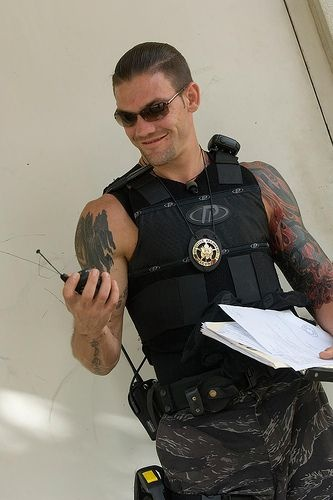 Leland Chapman - - He is my favorite on Dog the Bounty Hunter.