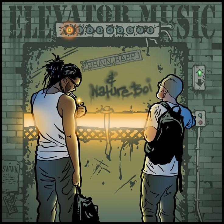 Brain Rapp Raises The Stakes On Elevator Music - https://www.thewordisbond.com/brain-rapp-raises-the-stakes-on-elevator-music/