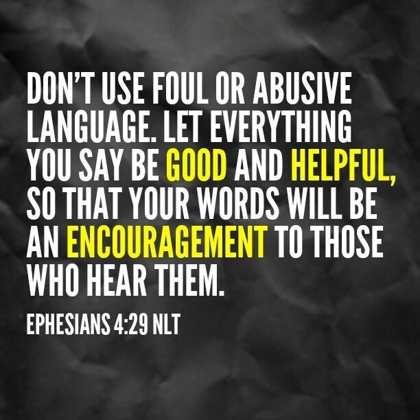 How to Stop Verbally Abusive Language