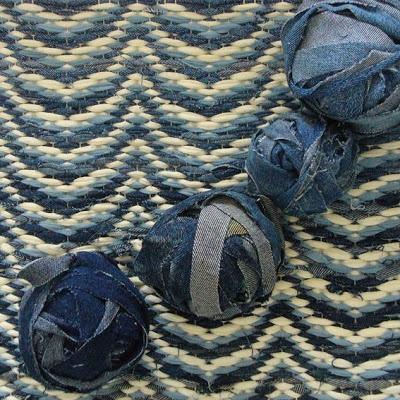 Finnish weaving technique called 'ruusukas' | weaving finlander: weave