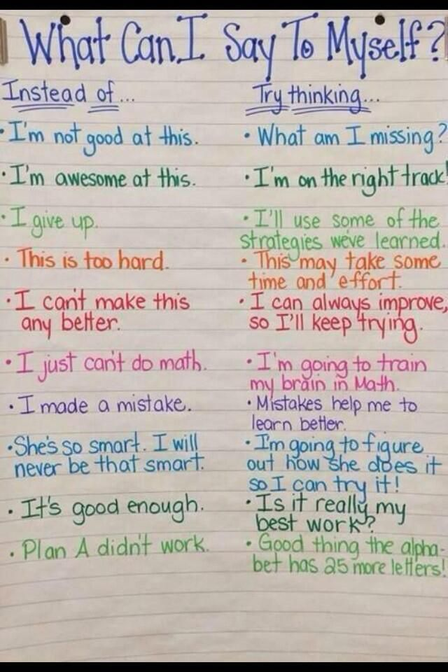 The power of cultivating a growth mindset...