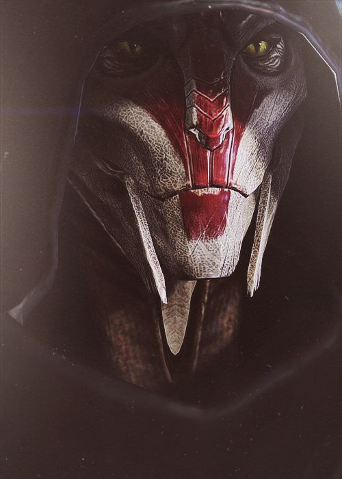 Nyreen from Mass Effect 3 Omega DLC. CAN'T WAIT TO DO THE MISSION!!!!!!!!!