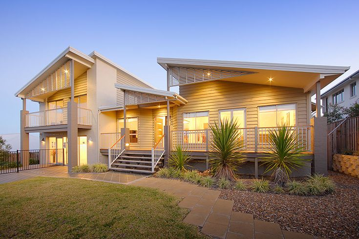 Gorgeous Split Level Homes With Sloping Sites And Split Level Homes For Gorgeous Architecture