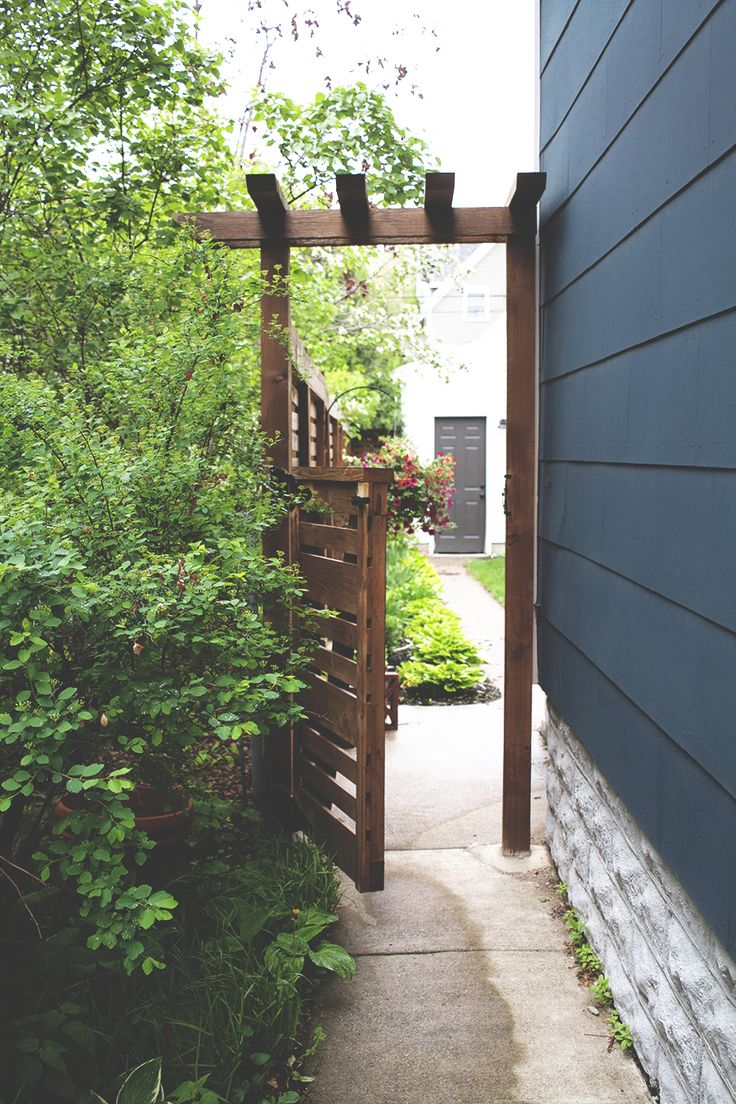 best 25 horizontal fence ideas on pinterest diy. Black Bedroom Furniture Sets. Home Design Ideas