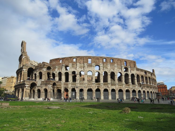 The Colosseum, Rome from February 2015. Check out travel tip for Rome through website link.