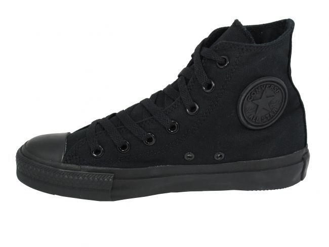 Image Detail for - Converse Shoes Ox Hi Black Monochrome