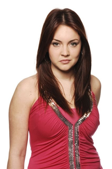 Stacey Slater played by Lacey Turner