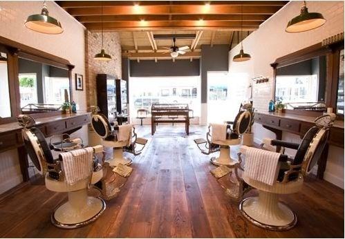 Barbershop idea..