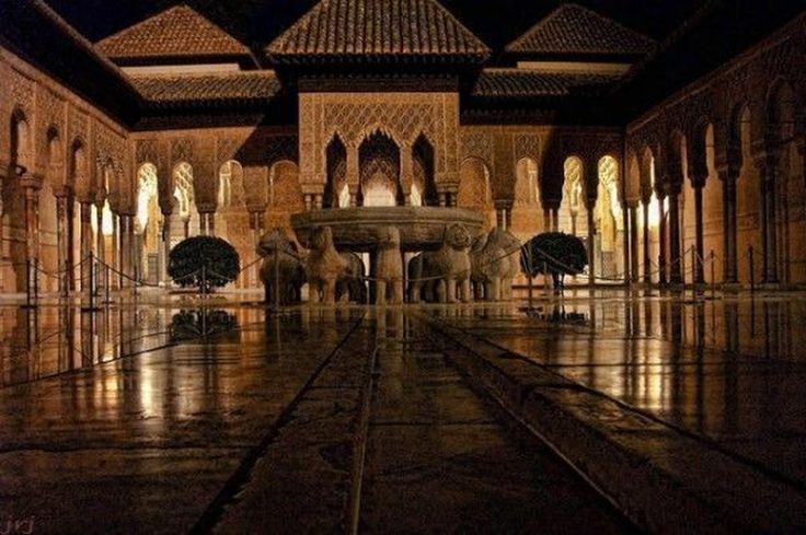 La Alhambra. Granada