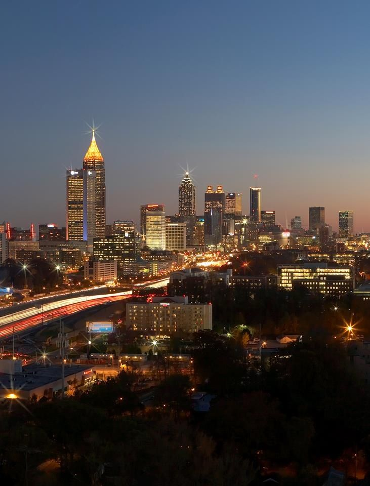 Our daughter and her family live in the Atlanta area and we've visited downtown Atlanta many times. Wonderful city!!