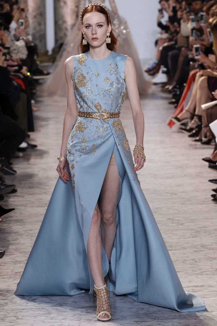 Elie Saab Spring/Summer 2017 Couture Collection