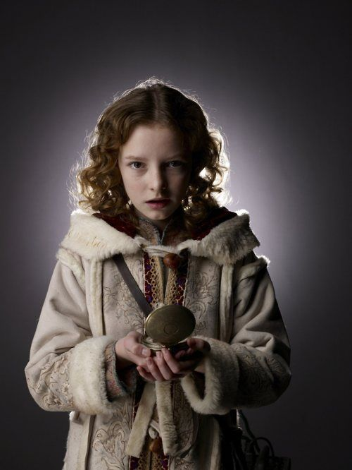 """Lyra Belacqua from """"The Golden Compass"""""""