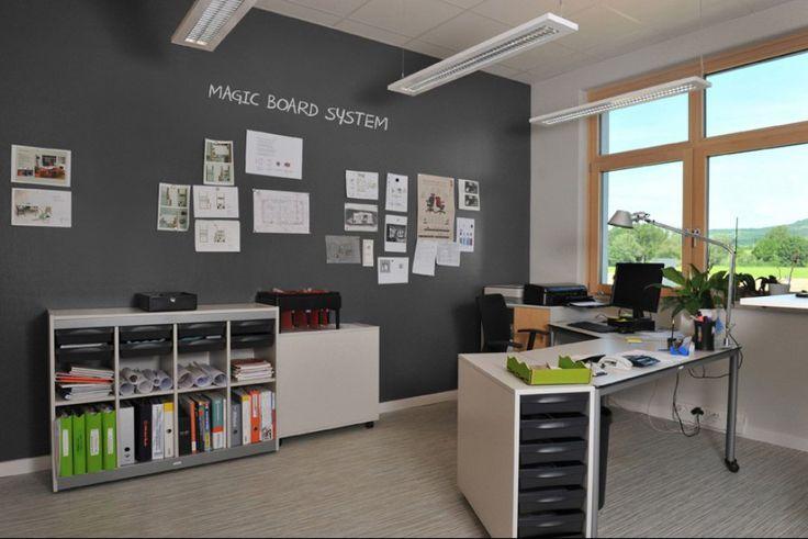 ściana w biurze - Szukaj w Google