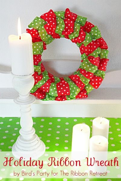 how to craft a bow 1000 ideas about ribbon wreath tutorial on 6752