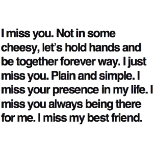 I Miss You Quotes For Friends: 17 Best Miss You Already Quotes On Pinterest