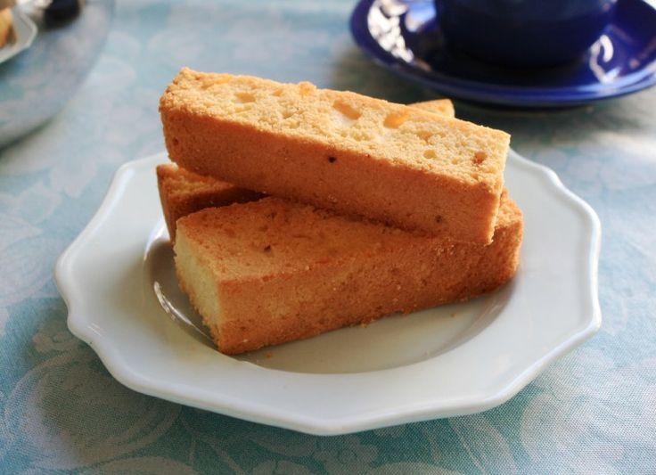 Easy Cake Rusk Recipe! Pakistani Biscotti