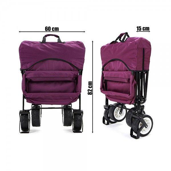 FUXTEC wózek wielofunkcyjny - transportowy JW-76CP