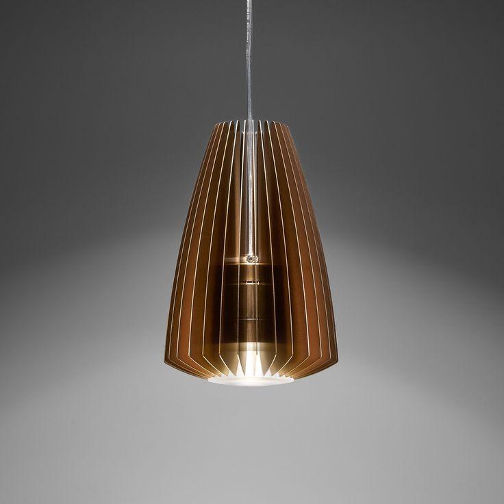 Blume L - Apparecchio LED a sospensione/soffitto. designed by Puraluce