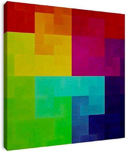 Kunst op canvas: 2012-11-02 Hilberts Curve 1