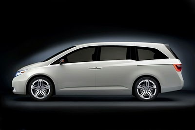 2012 Honda Odyssey - The engine Produces 248 hp and 250 lb-ft. of torque, while delivering aspects an EPA-estimated city / highway / combined fuel economy of 19/28/22 mpg on Odyssey Touring models. A 5-speed automatic transmission is standard on the Odyssey LX, EX and EX-L models. Odyssey Touring models feature a 6-speed automatic transmission for enhanced driving refinement.