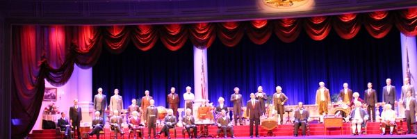 Hall of Presidents, un recuento de la historia americana