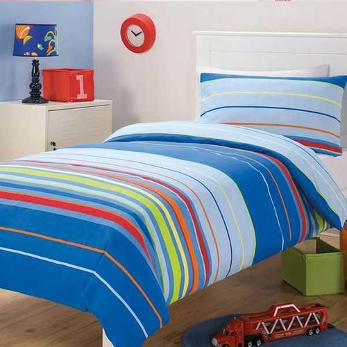 15 best Doonas images on Pinterest | Kidsroom, Bedspreads and Blue ... : boys quilt cover sets - Adamdwight.com