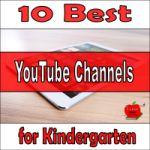 10 Best YouTube Channels for Kindergarten - Early Core Learning