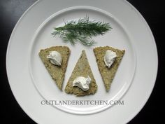 Herb & Pumpkin Seed Oatcakes - Like most other oatcakes, they are Gluten-Free — but only if the oats you buy are guaranteed gf by the manufacturer.