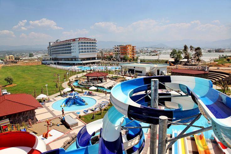 Kahya Aqua Resort & Spa, Alanya from £17pppn