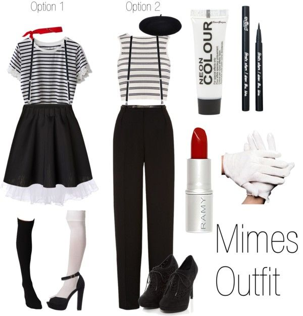 """""""Mimes Outfit"""" by grungeclothes ❤ liked on Polyvore"""