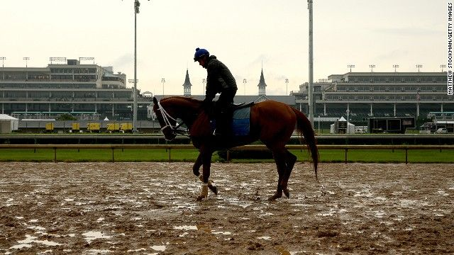 Kentucky Derby: The race that always runs -- whatever the weather
