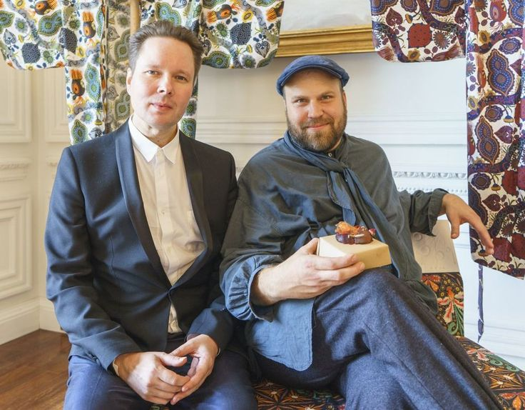 FINNISH FOOD AND DESIGN IN LONDON WITH DESIGNER KLAUS HAAPANIEMI & CHEF AND RESTAURANTEUR ANTTO MELASNIEMI