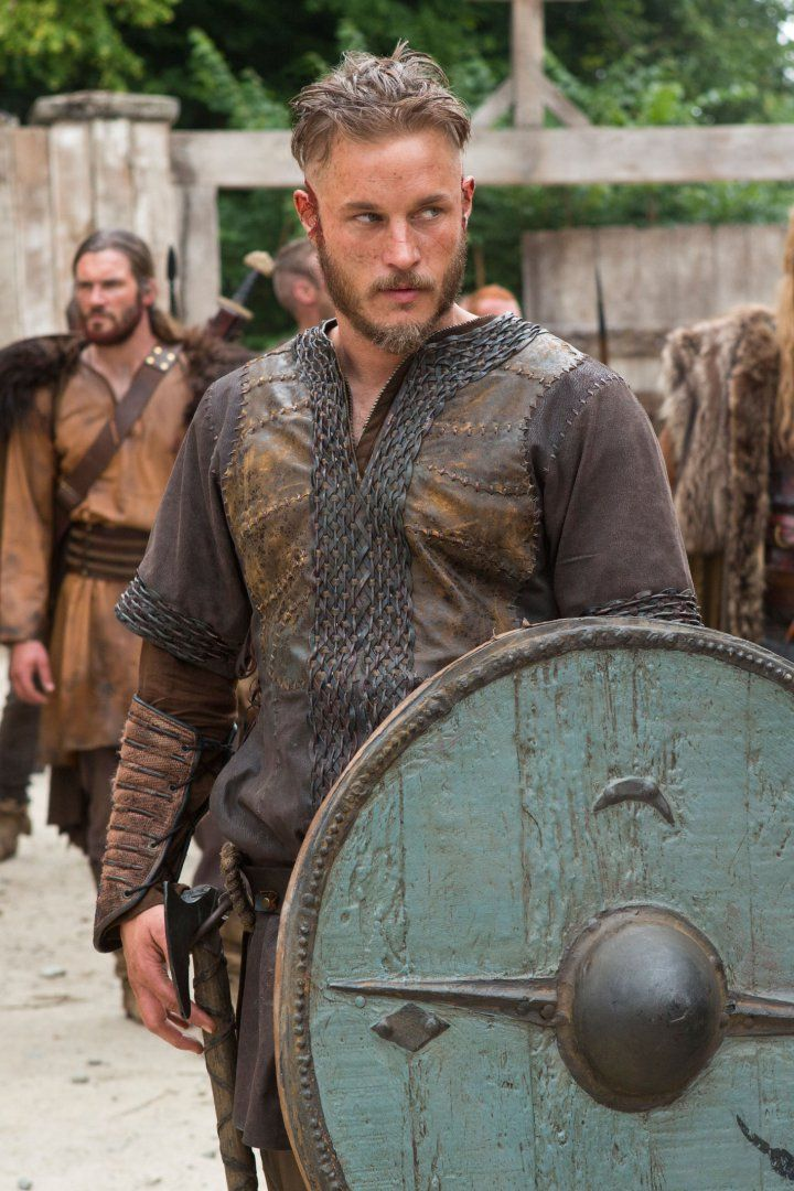 Pin for Later: If You Love Charlie Hunnam and Don't Know About Travis Fimmel, You're Missing Out