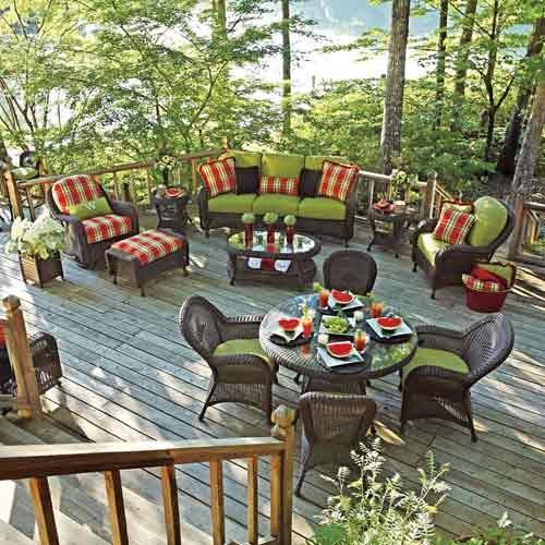 Classic Wicker Dining | Summer Classics | Wicker Dining | Wicker | Outdoor  Furniture | Seasonal
