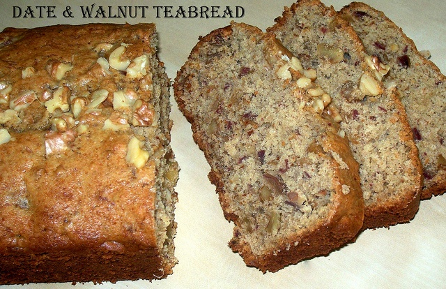 Teabread, Dates and Treats on Pinterest