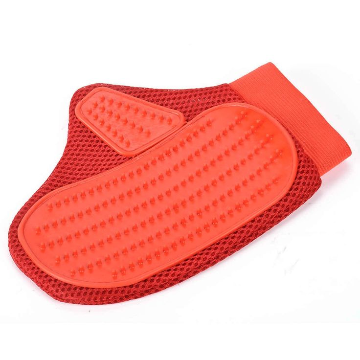 Isport Grooming Glove Cat and Dog Shedding Brush ,Two-sided Gloves Brush Pet Hair Remove for Long and Short Hair -- Continue to the product at the image link.