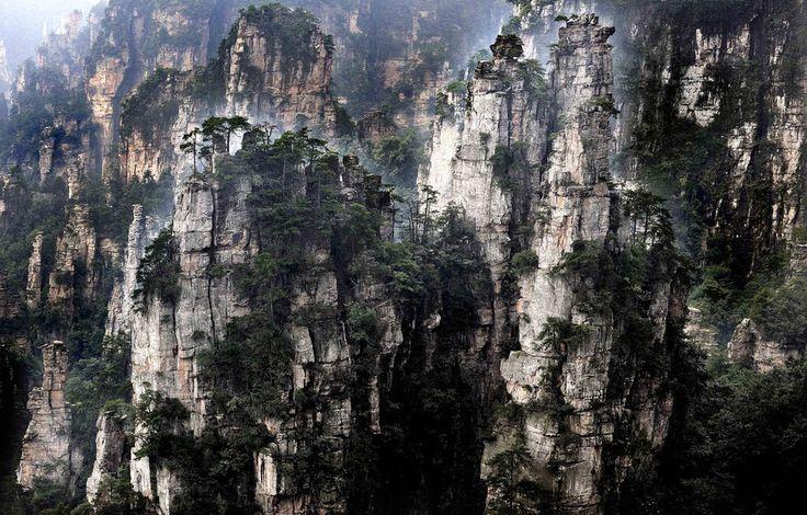 Невероятные красоты Китая на фотографиях Тьери Борнье - Ярмарка Мастеров…