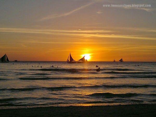 boracay-sunset