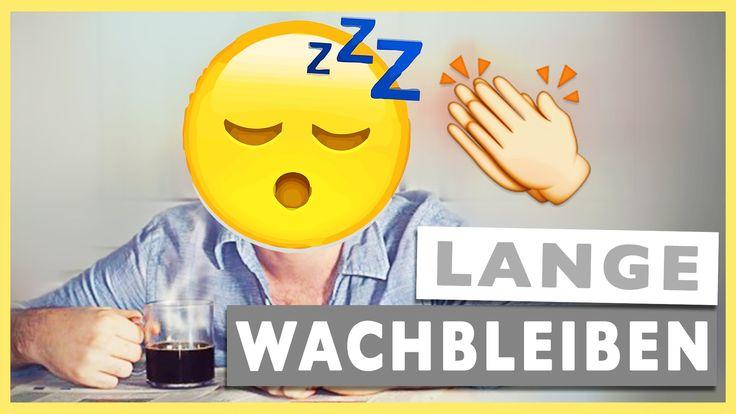 LÄNGER WACH BLEIBEN - LIFEHACKS TIPPS ZUM DURCHMACHEN - länger aufbleiben | HERBST 2015 | Prowl3r