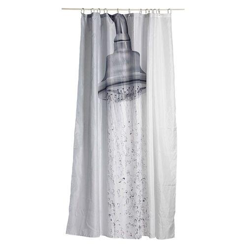 Passa på att piffa upp ditt badrum med ett snyggt duschdraperi från Mogihome.  Duschdraperiet är tillverkat i 100% polyester i absolut högsta kvalitet som gör det slitstarkt och som håller sig fint och fräscht år efter år.  Duschdraperiet med en snyggt fotoprintad bild ger en härlig känsla till badrummet.  Passa på att matcha med en av våra snygga enfärgade handdukar.  Tvättråd: 40 grader  Mått: 180x200 cm
