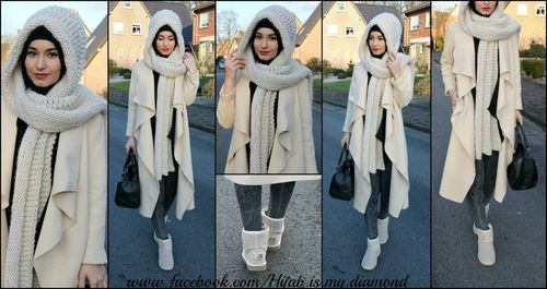 fashion and hijab resmi