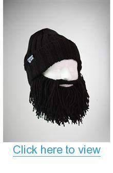 9addd6fe151a0 Vagabond Black Beard with Beanie  Vagabond  Black  Beard  Beanie ...