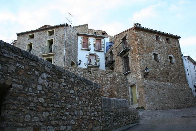 Casa Culla by Experiencias Maestrat, via Flickr